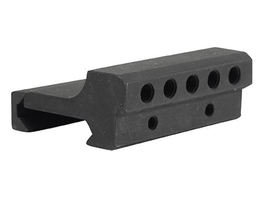Tubb Match Rifle Rear Sight Base Tubb T2K Fits Picatinny Rails Steel Matte