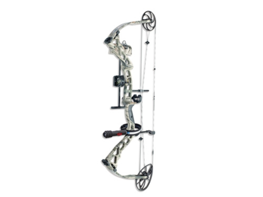 "Diamond Fugitive RAK Compound Bow Package Right Hand 60-70 lb. 26""-30"" Draw Length Mossy Oak Treestand Camo"