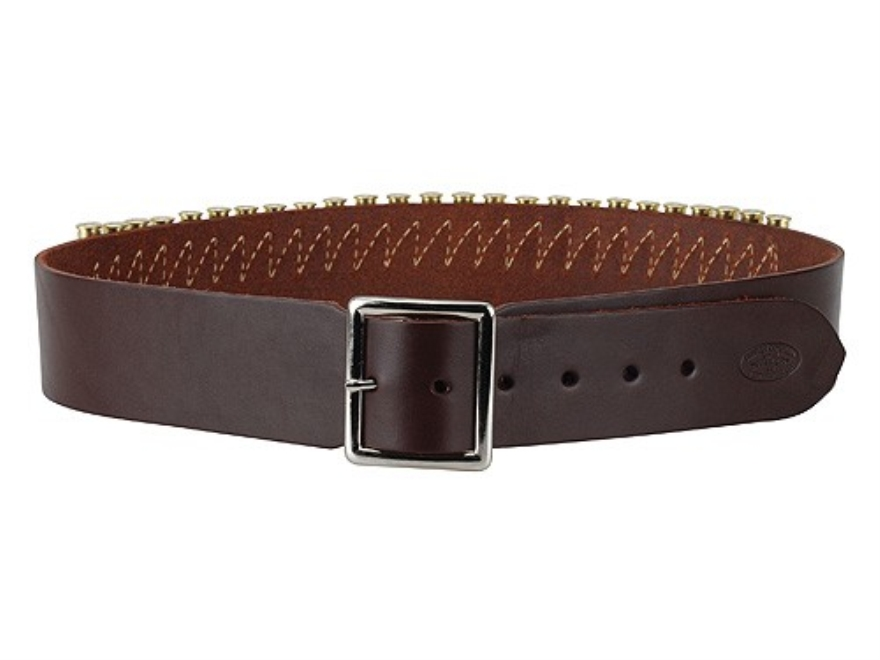 cartridge belt 2 45 cal leather