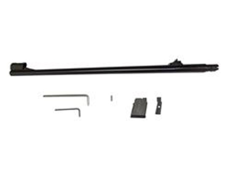 "CZ 455 Lux Barrel Kit 22 Long Rifle Lux Factory Contour with Iron Sights 1 in 16"" twist 20.6"" Steel Blue with 5-Round Magazine"