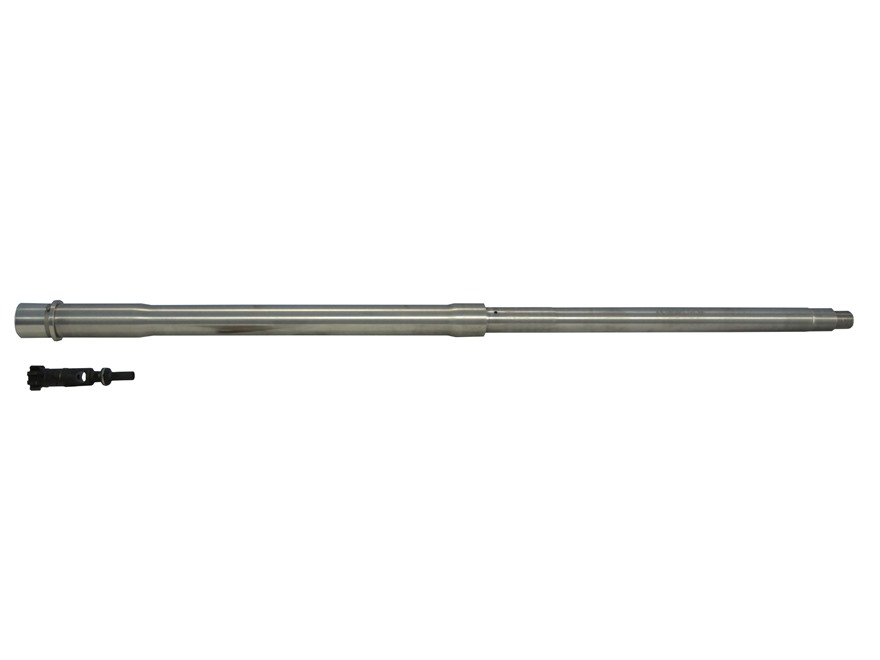 "AR-Stoner Barrel and Bolt AR-15 6.5 Grendel (Grendel II Chamber) Medium Contour 1 in 8"" Twist Stainless Steel"