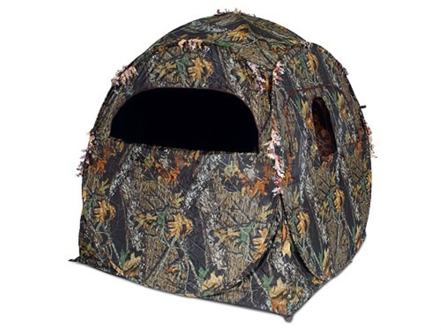 Ameristep Doghouse Ground Blind 60 X 60 X 68 Mossy Oak