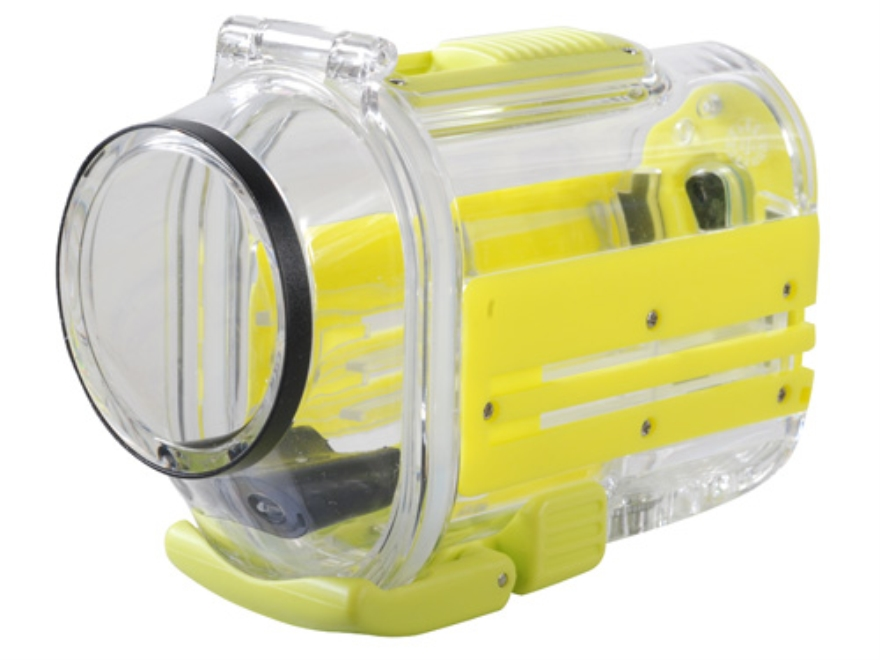 Contour Action Camera Waterproof Case for Contour ROAM Polymer Clear