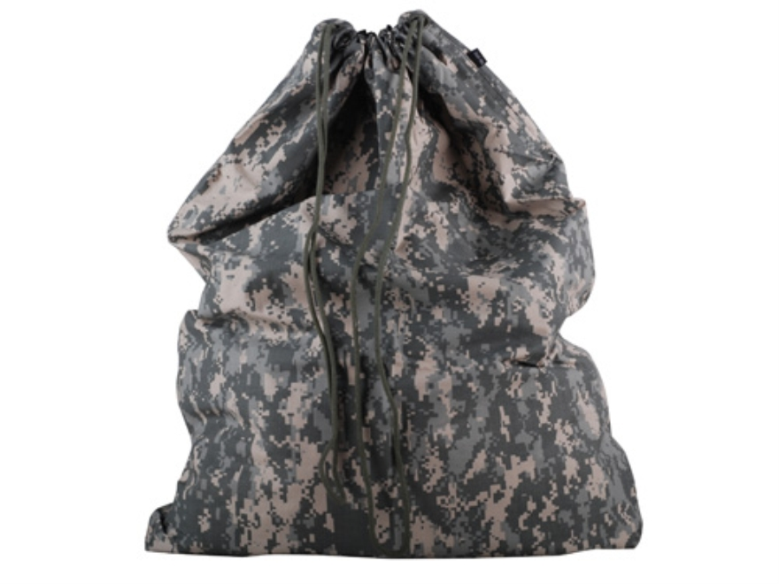 5ive Star Gear Military Laundry Bag Cotton with Drawstring Closure