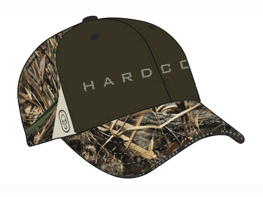 Hard Core Men's HC Legend Cap Cotton Realtree Max-5 Camo
