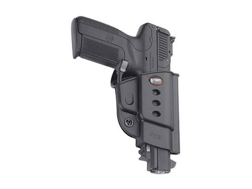 Fobus Evolution Roto Belt Holster Right Hand FN Five-seveN (5.7x28mm) Polymer Black