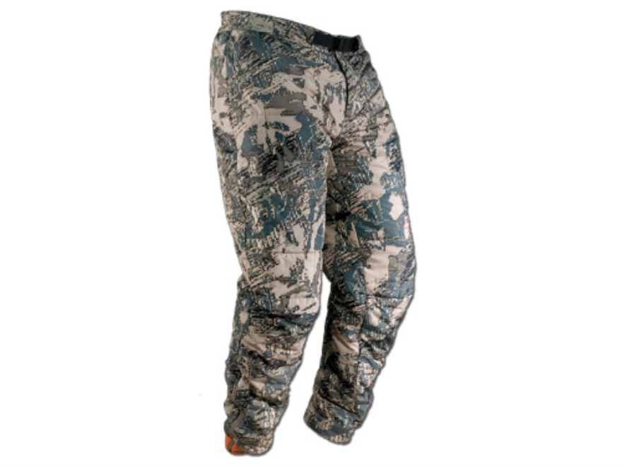 Sitka Gear Men's Kelvin Insulated Pants Polyester Gore Optifade Open Country Camo 2XL 42-45