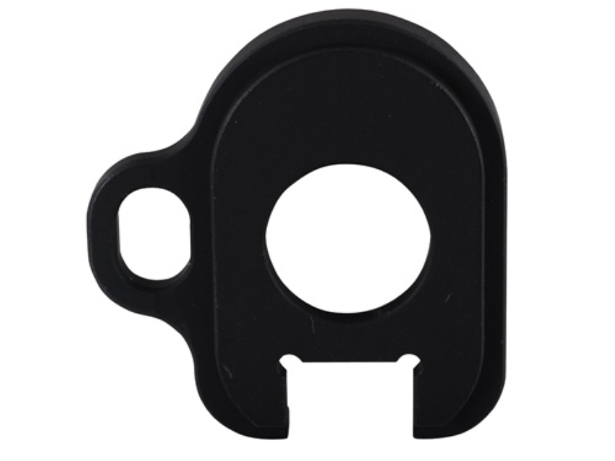 Midwest Industries Loop End Plate Sling Mount Adapter Remington 870 12 Gauge Aluminum Matte