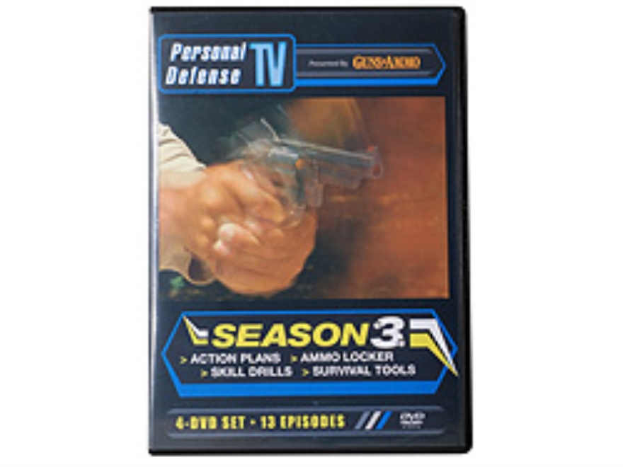 "Personal Defense TV ""Season 2008"" DVD"
