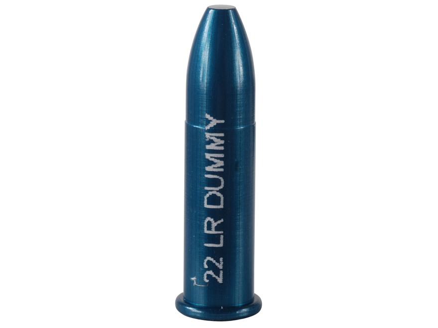 A-ZOOM Action Proving Dummy Round, Snap Cap 22 Long Rifle
