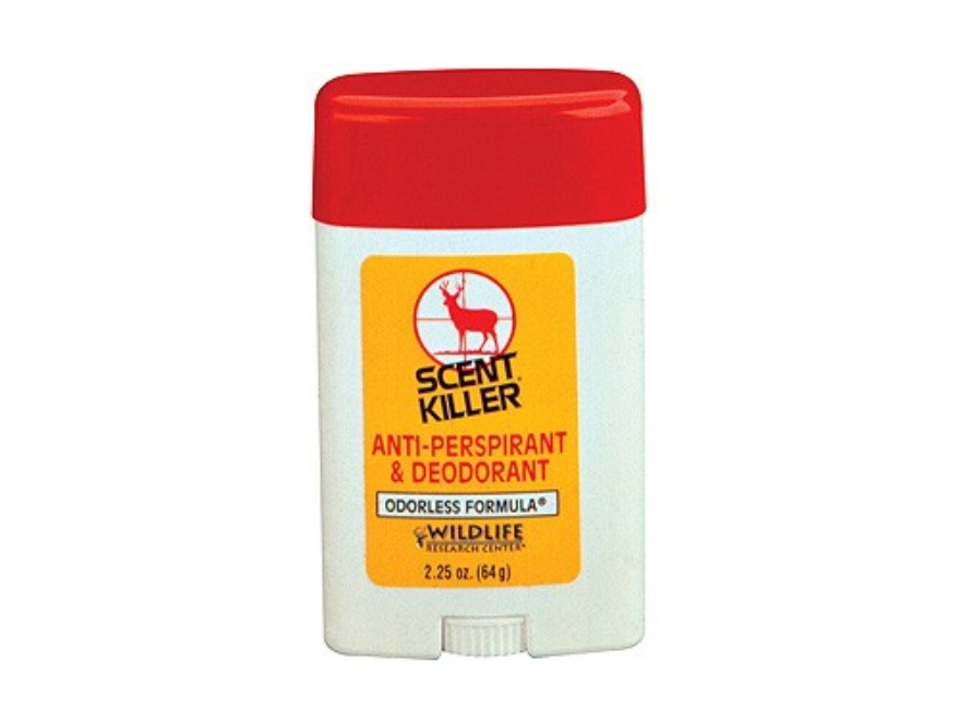 Wildlife Research Center Scent Killer Scent Elimination Anti-Perspirant Deodorant Stick 2-1/4 oz