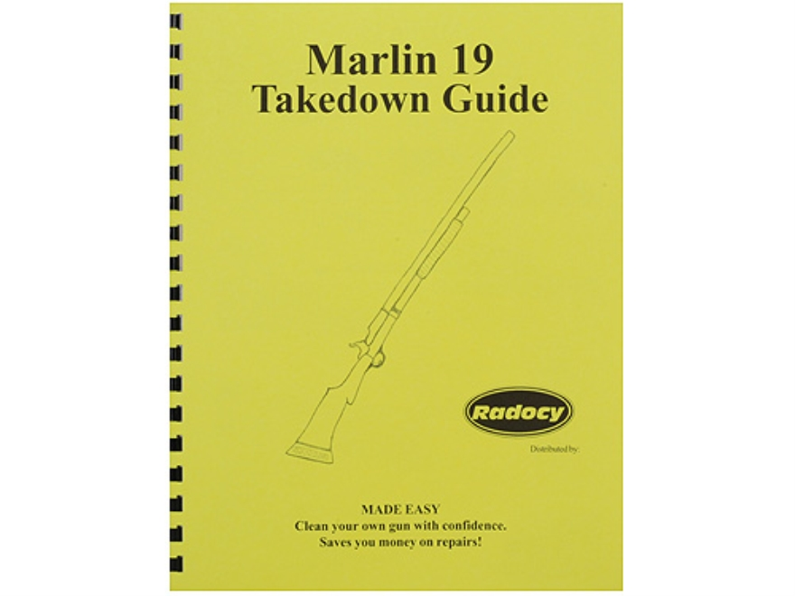 "Radocy Takedown Guide ""Marlin 19"""