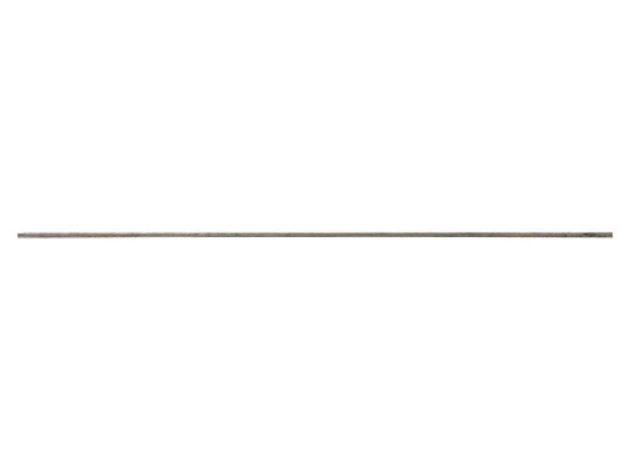 """Baker Aluminum Round Rod 1"""" Diameter 18"""" Length"""