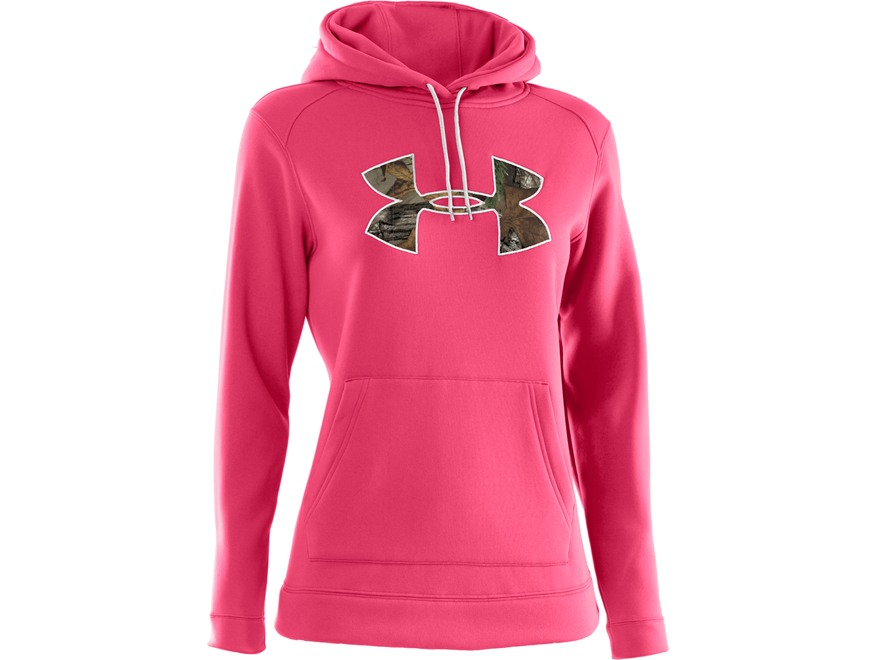 Under Armour Women's Tackle Twill Hooded Sweatshirt