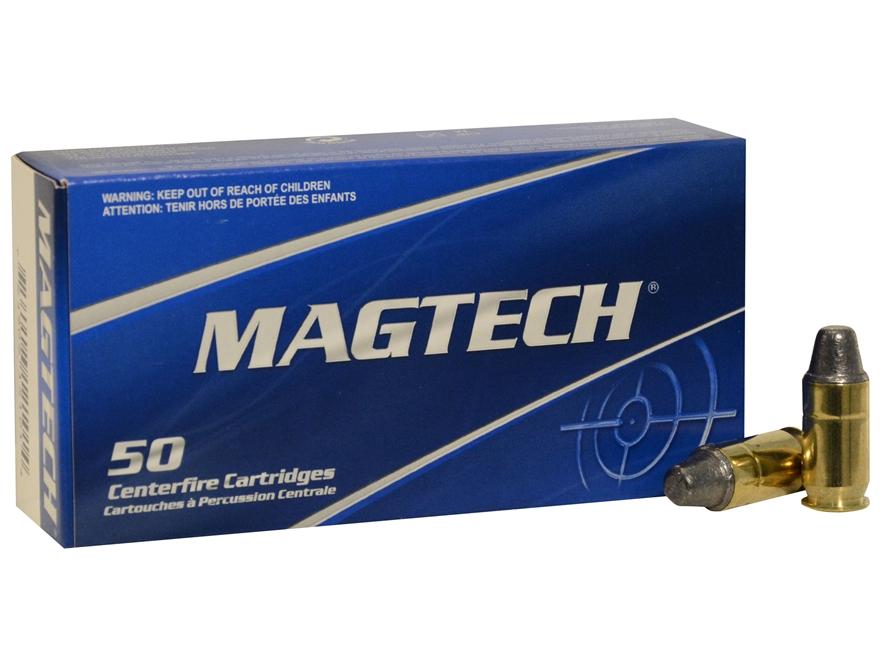 Magtech Sport Ammunition 45 ACP 200 Grain Lead Semi-Wadcutter