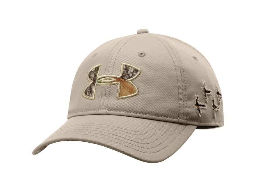 Under Armour UA Turkey Trax Stretchfit Cap Polyester Branch