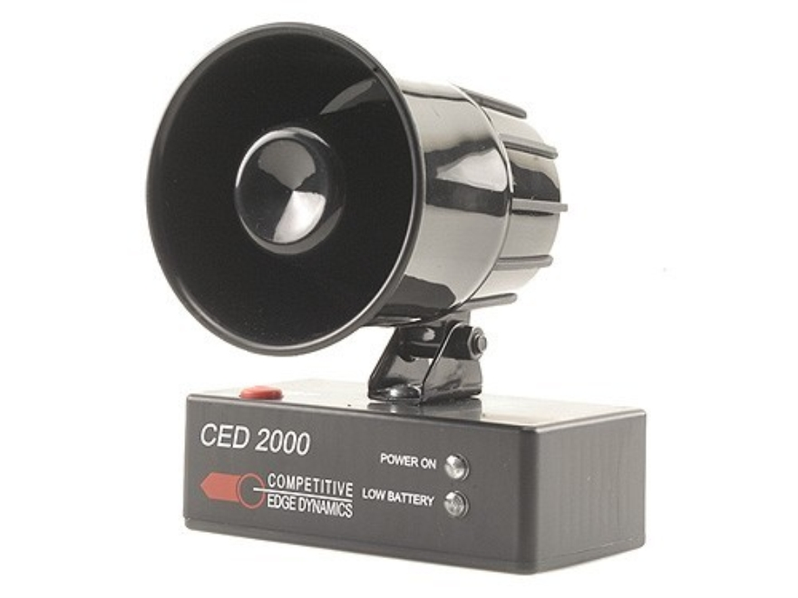 CED External Horn Set for CED Shot Timers