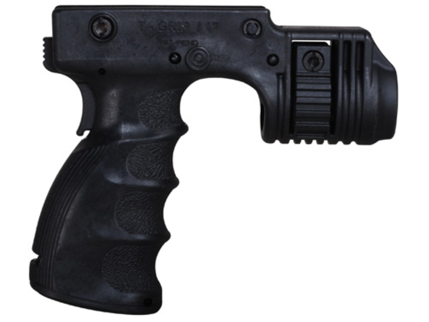 Mako Vertical Forend Grip and Rear Activated Light Mount Polymer