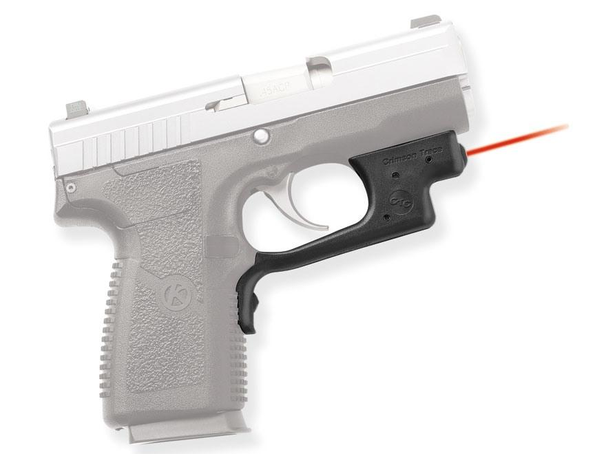 Crimson Trace Laserguard Kahr PM45, TP45, CW45, P45 Polymer Black