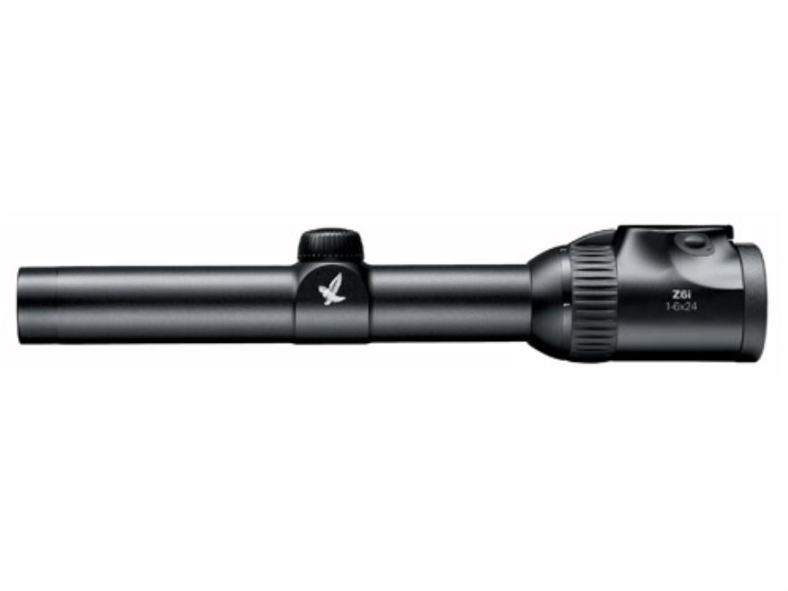 Swarovski Z6i 2nd Generation Rifle Scope 30mm Tube 1-6x 24mm 3/20 Mil Adjustments Illuminated Matte