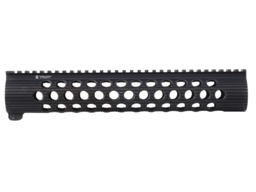 Troy Industries TRX Extreme Battle Rail Modular Free Float Handguard DPMS LR-308 with High Profile Upper Receiver