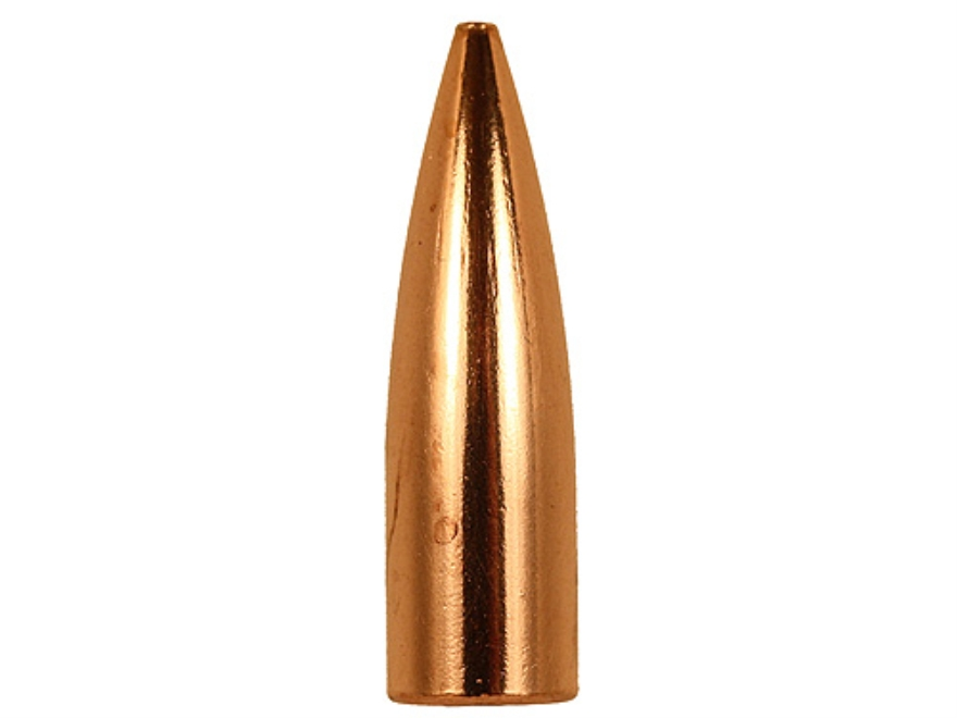 Berger Target Bullets 30 Caliber (308 Diameter) 135 Grain Hollow Point Flat Base Box of...