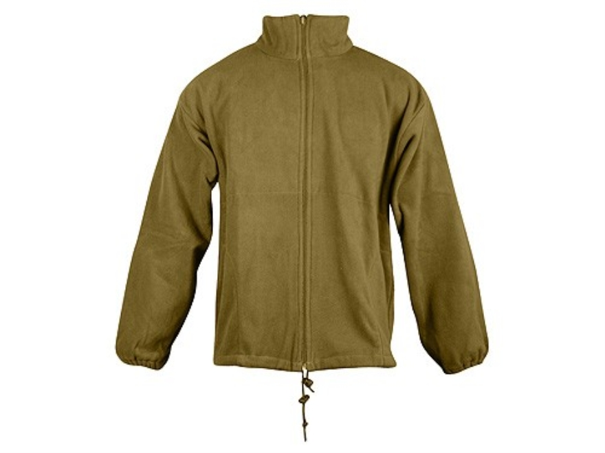 Tru-Spec Microfleece H2O Jacket Liner