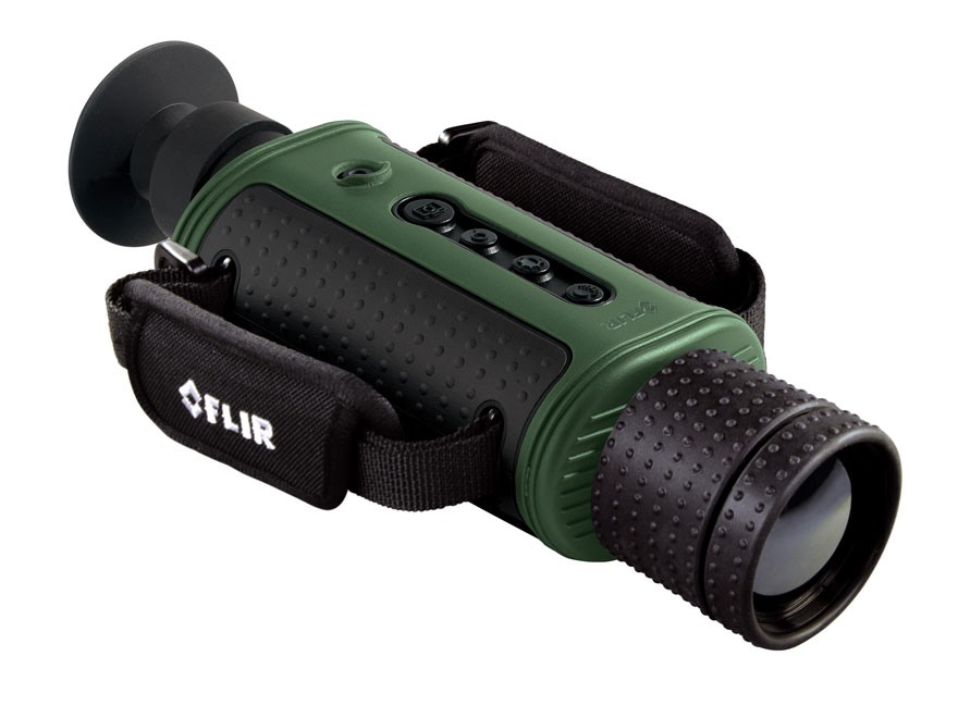 FLIR Scout TS32r Pro Thermal Imaging Camera Green