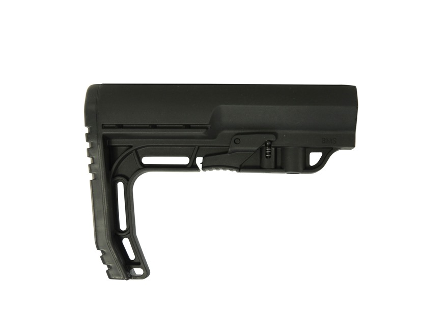 Mission First Tactical Battlelink Minimalist Stock Collapsible AR-15, LR-308 Polymer