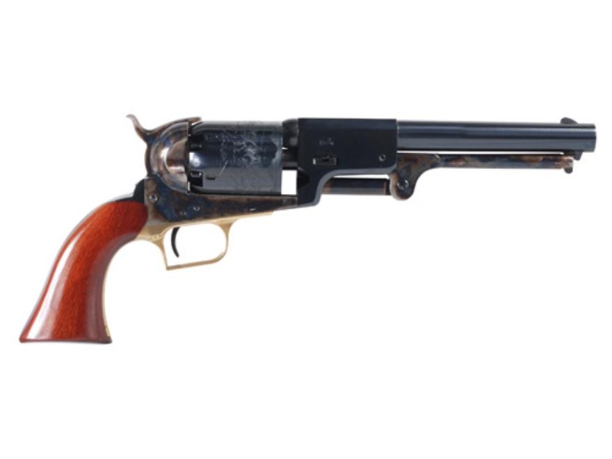 "Uberti 1848 Whitneyville Dragoon Steel Frame Black Powder Revolver 44 Caliber 7-1/2"" Blue Barrel"