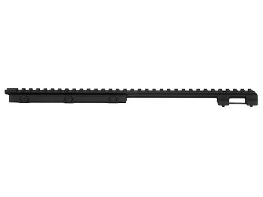 PRI Gen III Handguard Top Rail System AR-10, LR-308 Carbine Length Aluminum Matte
