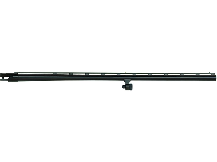 "Mossberg Barrel Mossberg 500 12 Gauge 3"" 28"" Full, Modified, Improved Chokes Vent Rib Ported Blue"