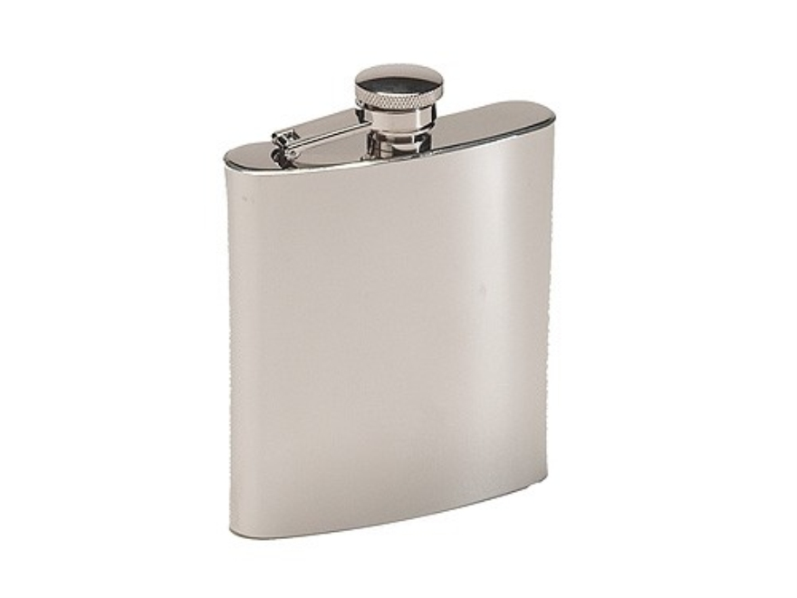 Texsport Flask 8 oz Stainless Steel