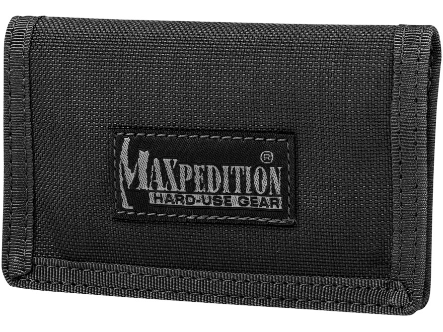 Maxpedition Micro Wallet Nylon Black