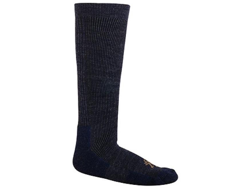 Browning Mens Lightweight Socks Wool Blend
