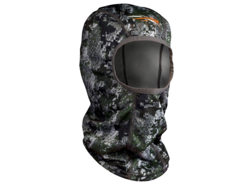 Sitka Gear Core Balaclava Polyester Gore Optifade Elevated Forest Camo