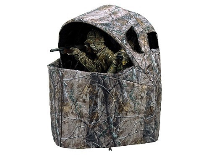 Ameristep Two Man Chair Ground Blind 56 X 21 X 57