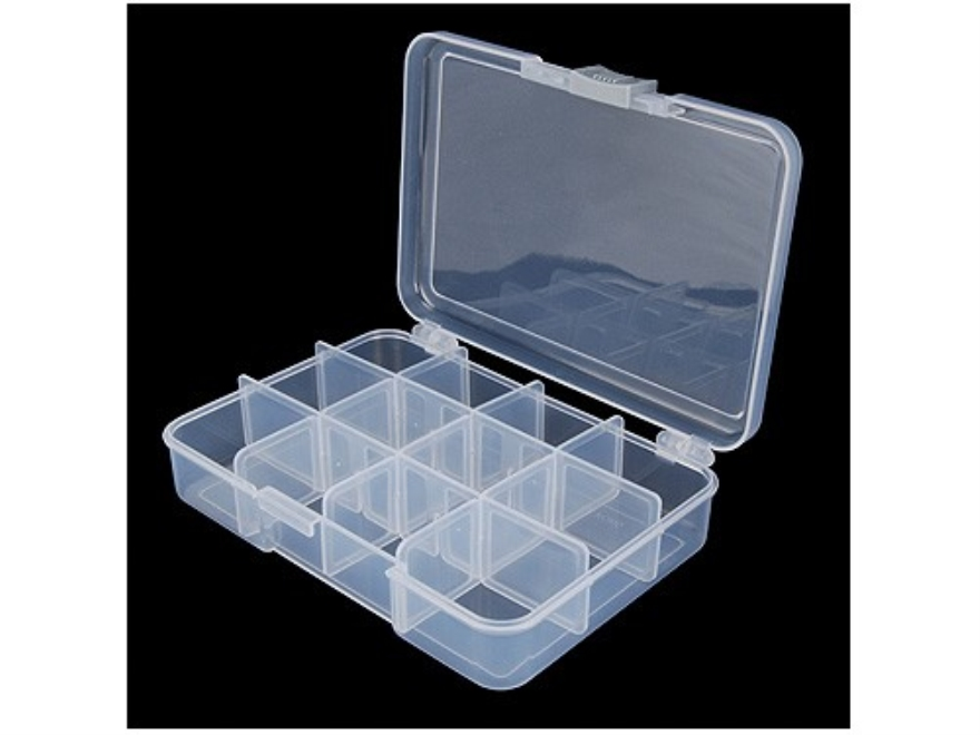 CED Storage Box Small Polymer Clear