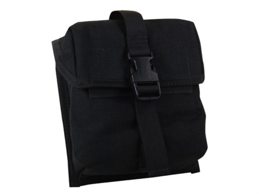 Spec.-Ops. X-6 MOLLE Compatible Six Magazine Pouch AR-15 Nylon Black