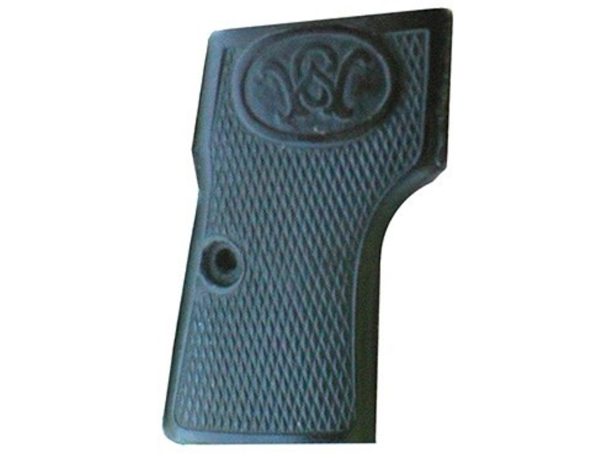 Vintage Gun Grips Walther #1 25 ACP Polymer Black