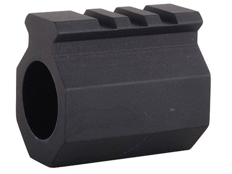 JP Enterprises Picatinny Rail Sight Mounting Block Aluminum