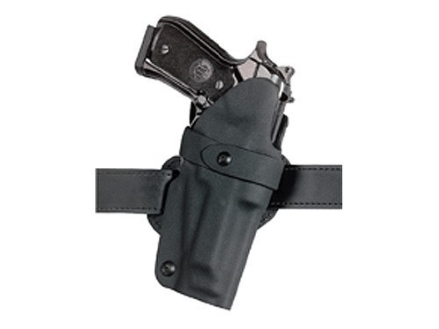 "Safariland 701 Concealment Holster Right Hand Sig Sauer Pro SP2340, SP2009 1-1/2"" Belt Loop Laminate Fine-Tac Black"