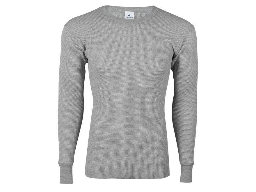 Indera Men's Heavyweight Thermal Long Sleeve Shirt