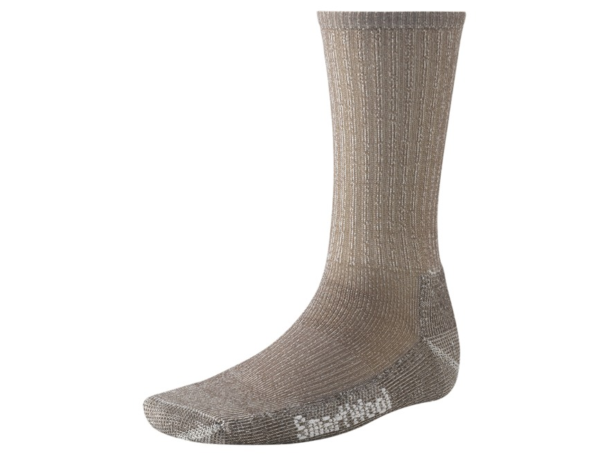 Smartwool Men's Hike Light Crew Socks Wool Blend Large (9-11.5)
