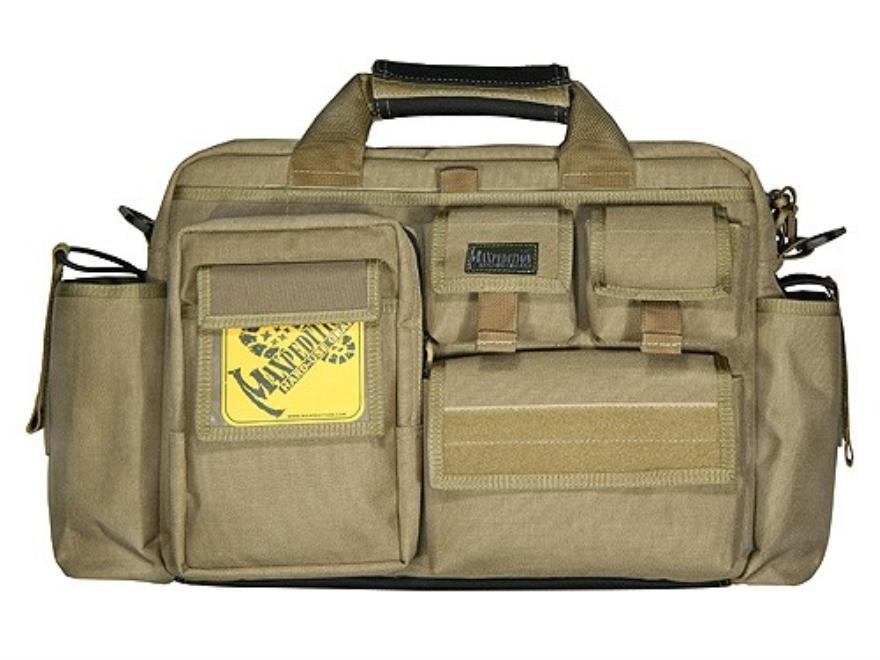 Maxpedition Operator Tactical Attache Case Nylon