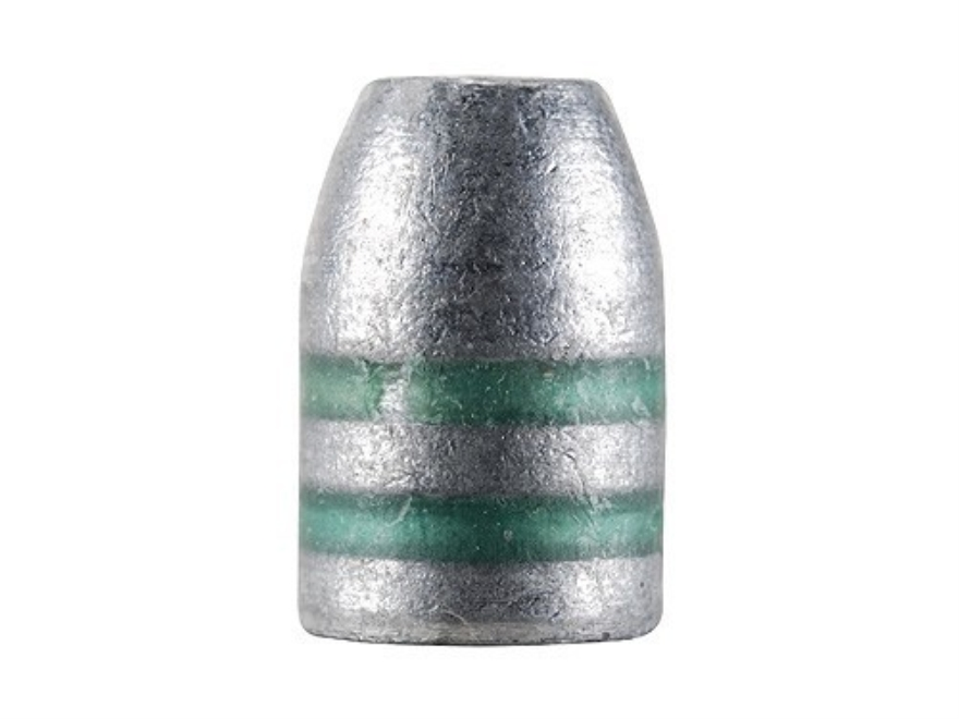 Hunters Supply Hard Cast Bullets 40 Caliber (401 Diameter) 180 Grain Lead Flat Nose