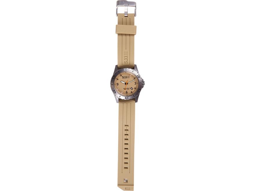 5.11 Sentinel 3-Hand Watch Silicon Strap