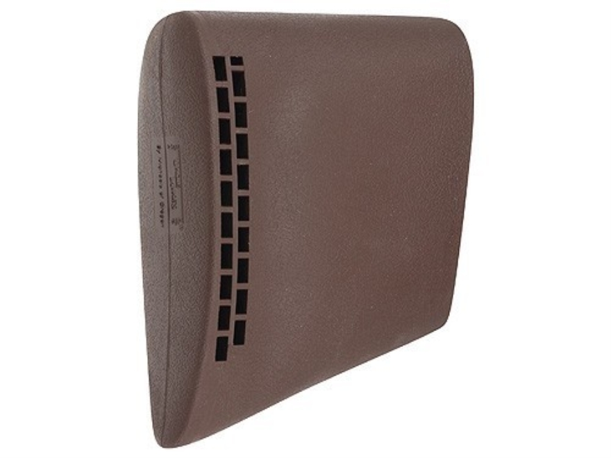 Butler Creek Deluxe Recoil Pad Slip-On Rubber Brown
