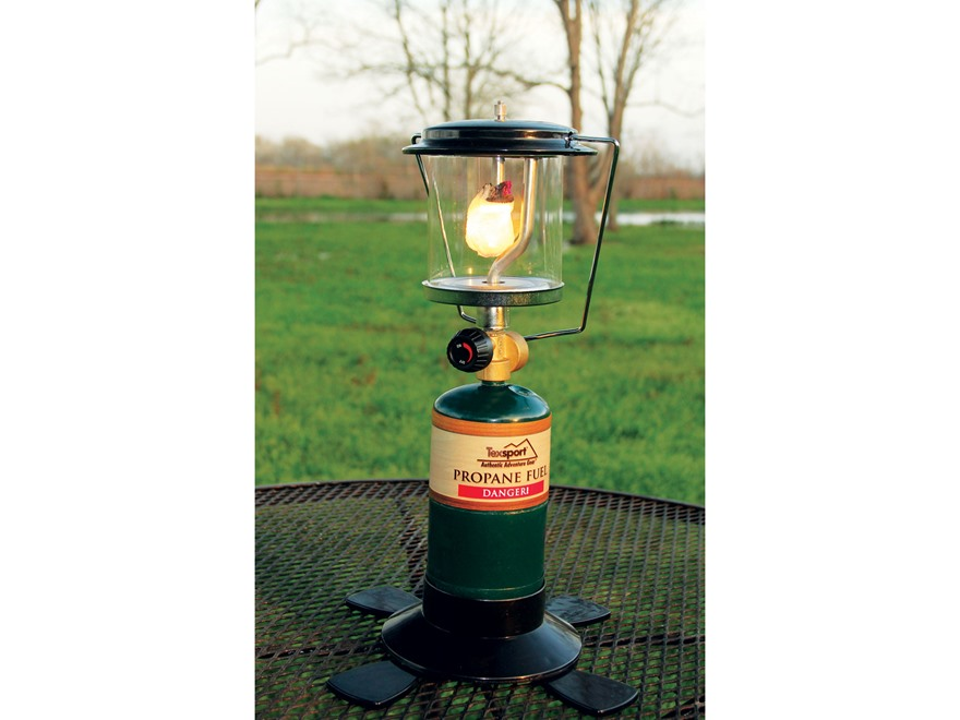 Texsport Single Mantle Propane Lantern