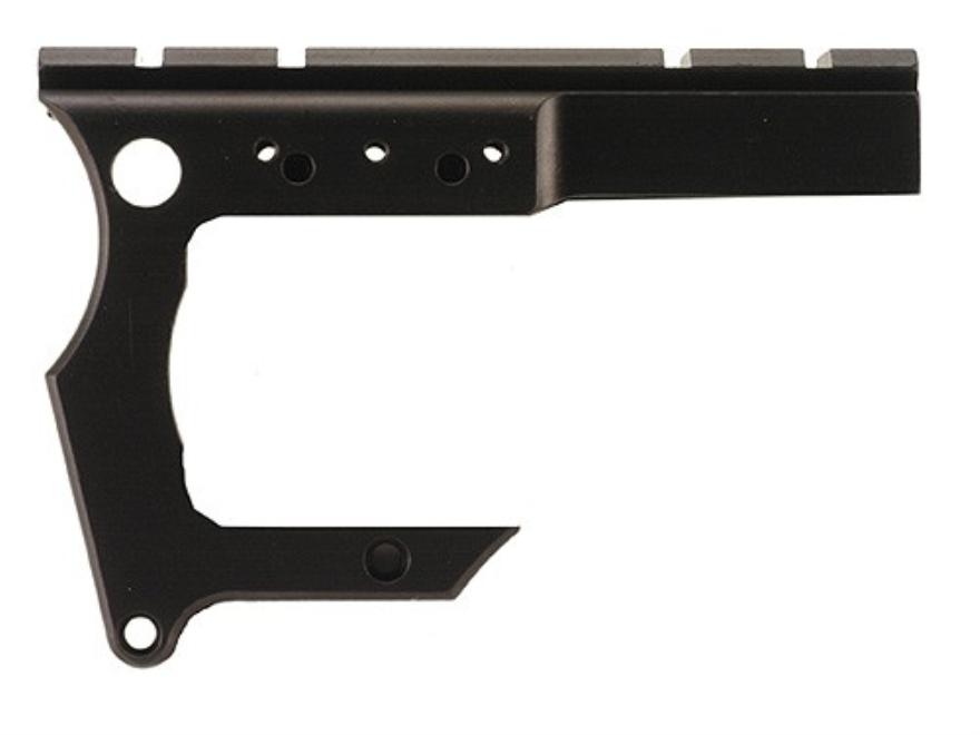 Aimtech No-Tap Weaver-Style Base S&W N-Frame Matte